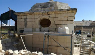 Further Restoration Works at Manoel Island