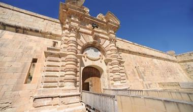 Fort Manoel restoration works featured on Maltarti