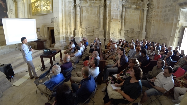 Historical lectures to be held regularly at Fort Manoel