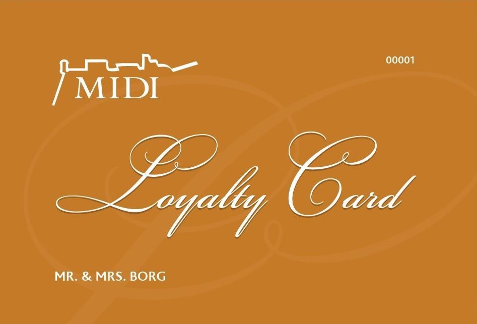 2019 MIDI Loyalty