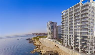 Q2 awarded Best Residential Development for Malta and Best Residential Apartment for Malta at the European Property Awards 2017-18