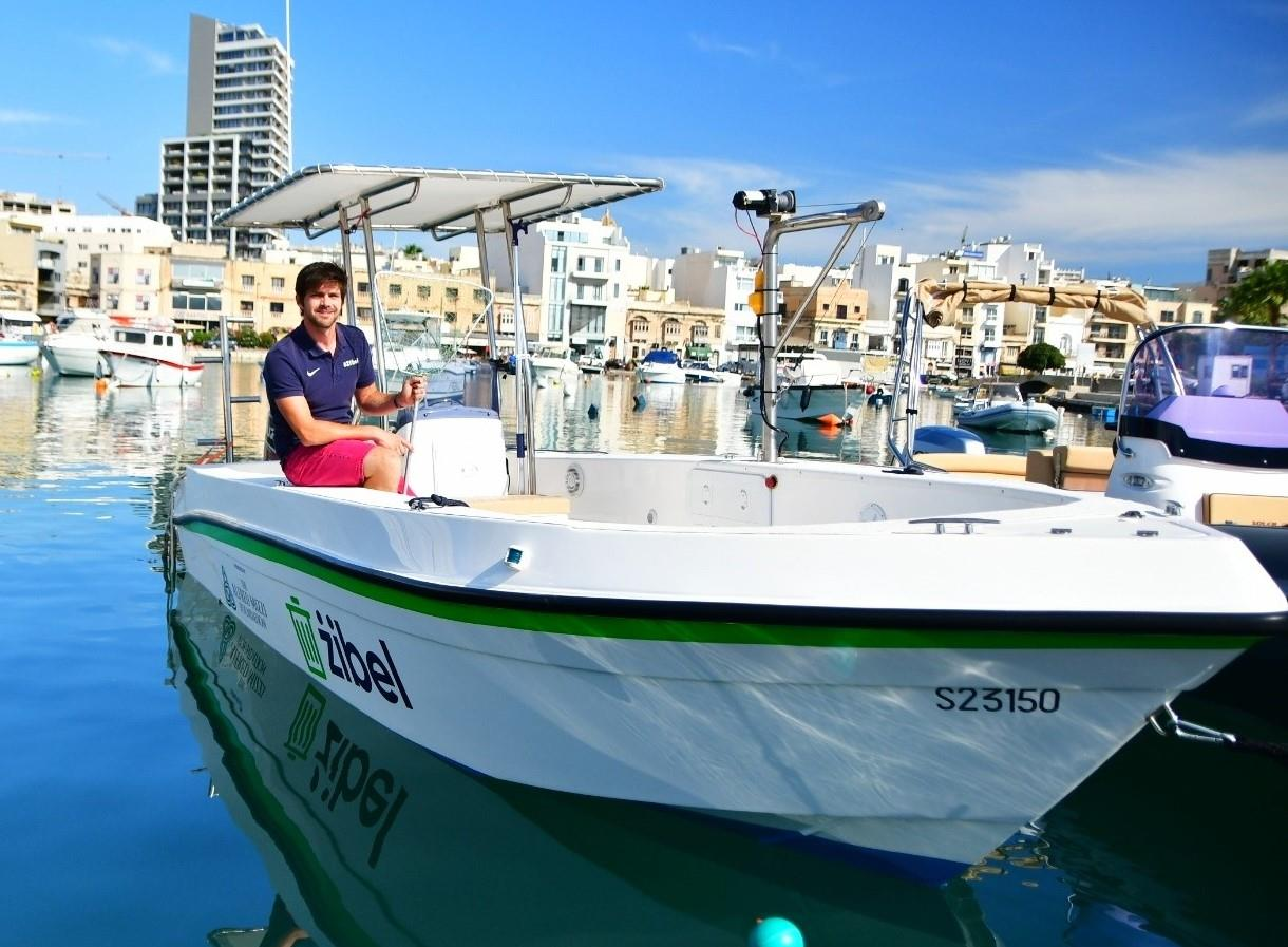 Zibel to use Manoel Island Marina as their sea hub