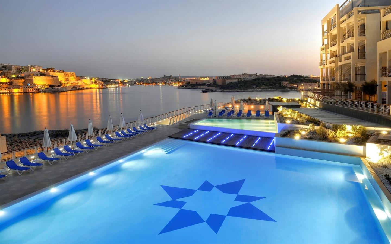 Tigne Point Malta