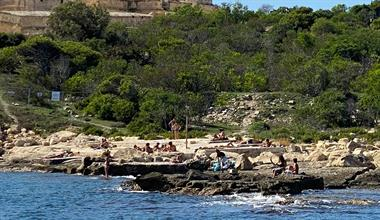 Over 50,000 visitors at Manoel Island between July and September