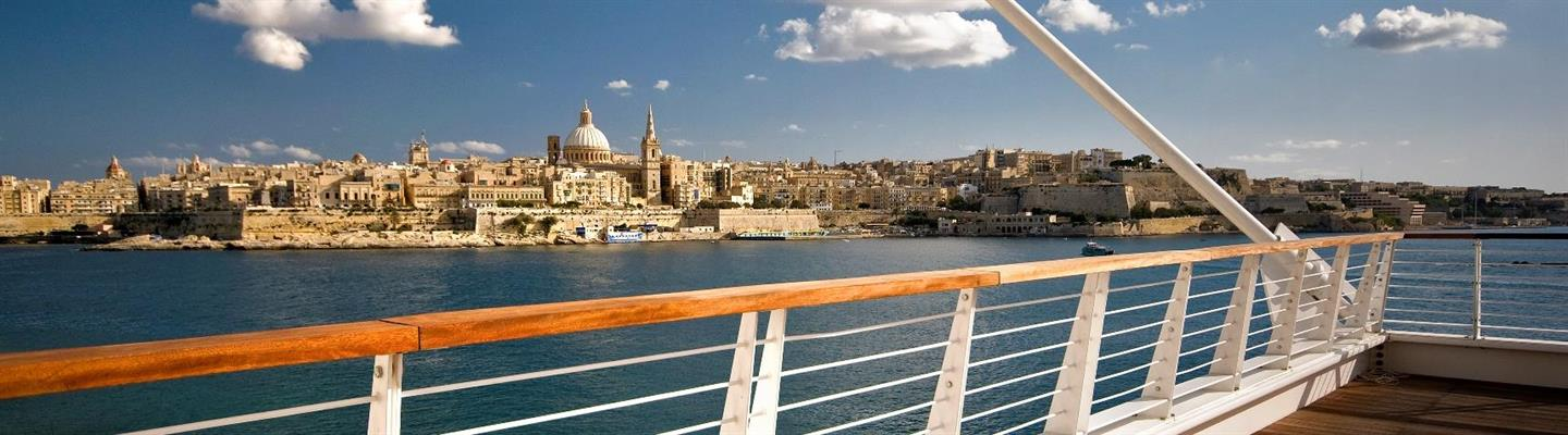 Tigne Point Malta