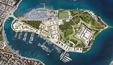 New MIDI Masterplan for Manoel Island contemplates a significant increase in public open spaces