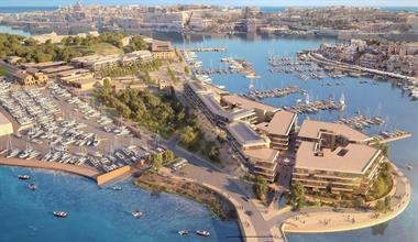 Manoel Island - a vibrant project that improves accessibility, gives a new lease of life to heritage buildings and creates more open spaces
